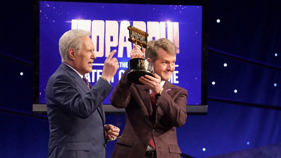'Jeopardy' GOAT Ken Jennings talks friendship with Alex Trebek, reveals favorite films to watch for quarantine