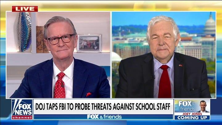 DOJ says FBI will investigate parents who threaten school board members