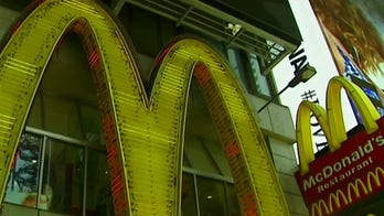 McDonald's offers free meals to frontline workers