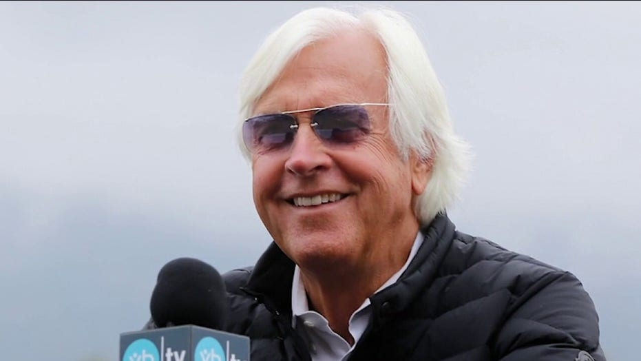 Baffert charged by New York racing, scheduled for hearing