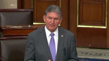 Manchin won't support Dems move to expand Supreme Court