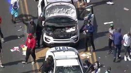 Philadelphia faces looting, police cars ransacked as Trump demands 'Law & Order' amid George Floyd unrest