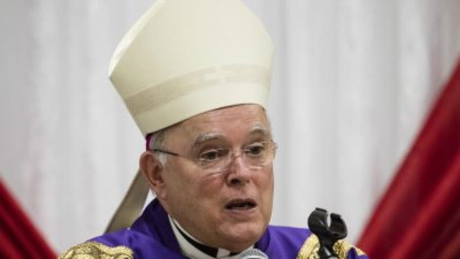 Catholic leader tells Tucker Carlson political activism 'important', calls party membership 'dangerous'