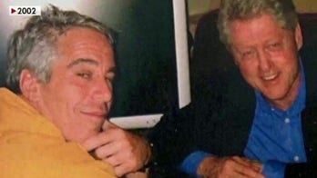Is the media overlooking Bill Clinton's ties to Jeffrey Epstein?