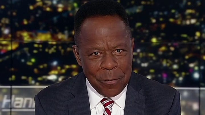 Leo Terrell calls leaked audio from Biden DHS an 'admission of failure'