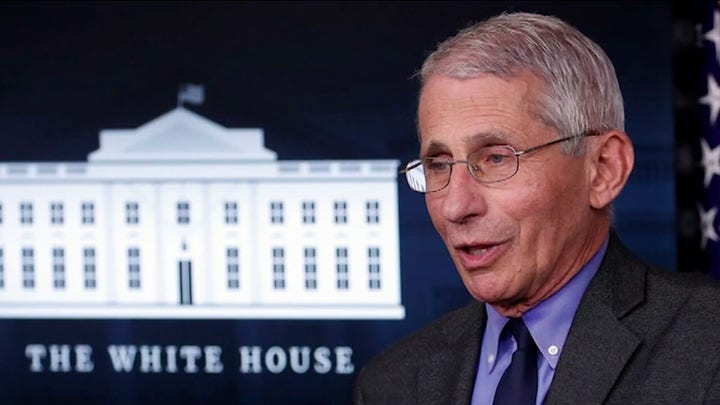 GOP proposes bill to fire Dr. Fauci after he defended giving funds to Wuhan lab
