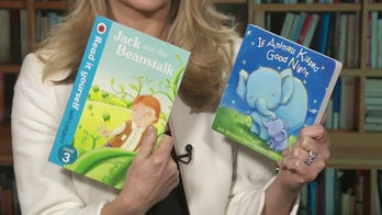 Storytime with Dana: 'Jack and the Beanstalk'; 'If Animals Kissed Good Night'
