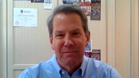 Georgia governor: 'We need more' COVID-19 vaccine doses