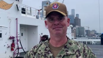 USNS Comfort commanding officer: Priority is setting up, preparing to receive patients tomorrow