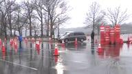 Coronavirus drive-thru testing site opens in New Rochelle, NY