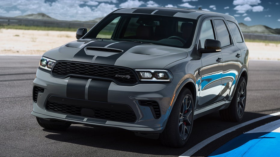 Dodge muscle cars will go electric, but first it's bulding the world's most powerful SUV