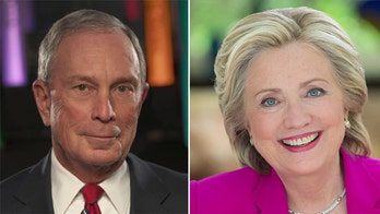 Bloomberg campaign won't confirm or dismiss report that Hillary Clinton is being considered for ticket