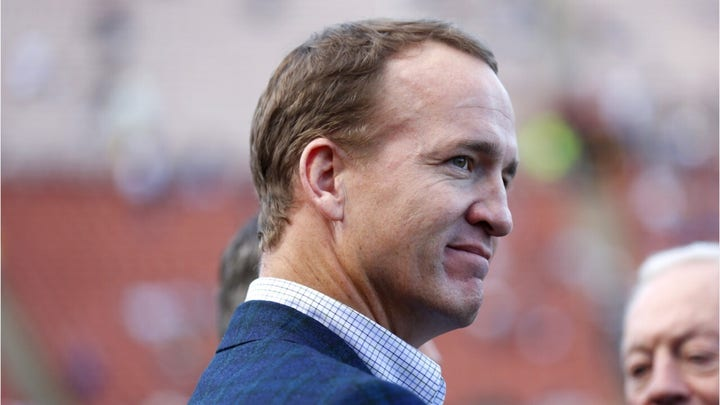 Peyton Manning's top NFL moments
