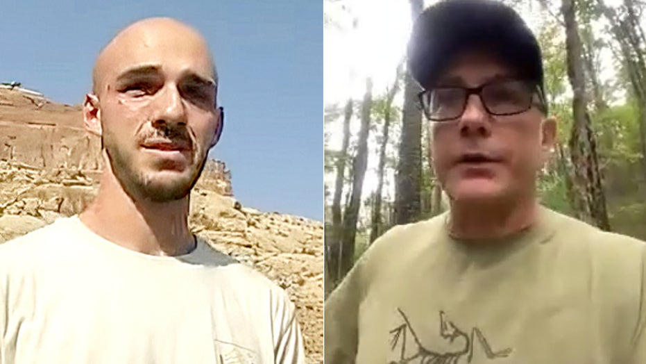 Hiker claims he saw Brian Laundrie near Appalachian Trail