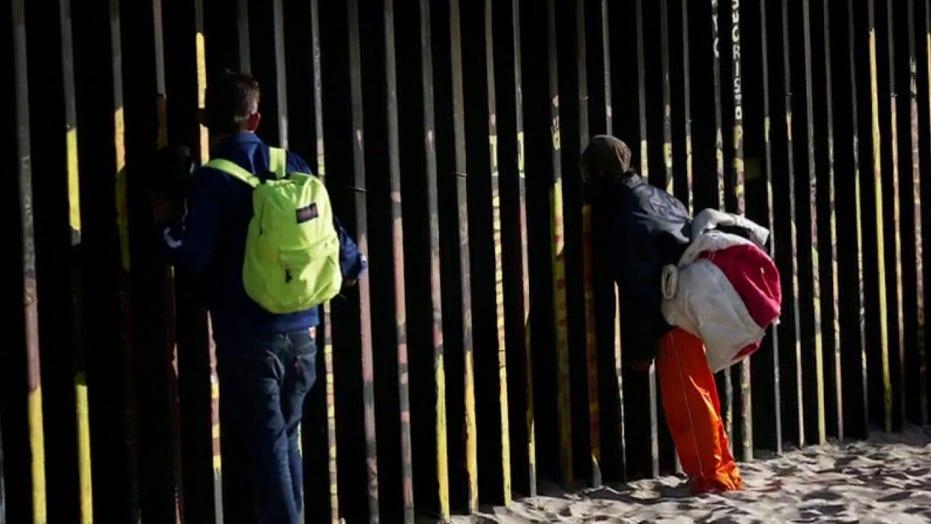 Biden admin denies border crisis amid surge in unaccompanied minors