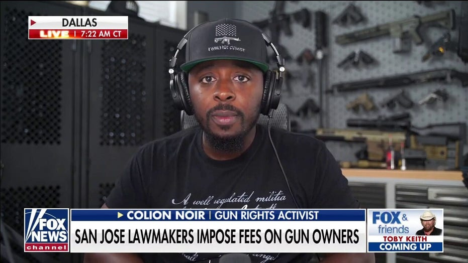 Colion Noir: Liberals want to stack one law on top of another to push out Second Amendment