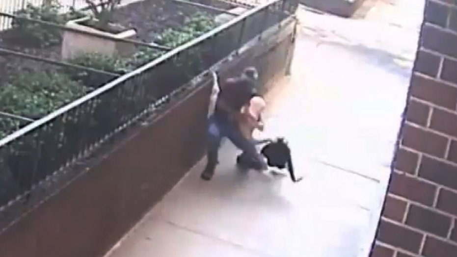 Elderly woman choked and robbed by thief in New York City