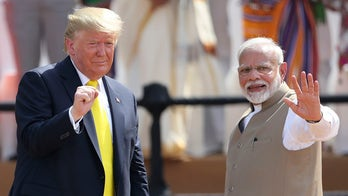 Trump vows to boost trade ties between US and India