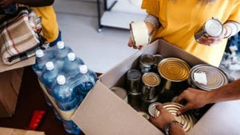 Food banks report alarming spike in demand