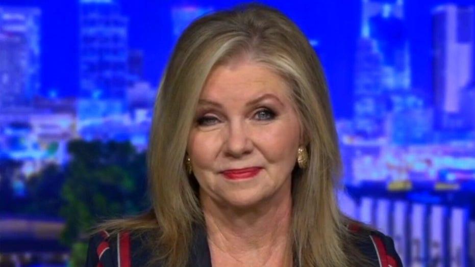 Sen. Marsha Blackburn on plan to re-open Tennessee, Democrats taking credit for coronavirus relief package