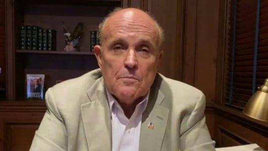 Giuliani: Liberal leaders ruining New York City