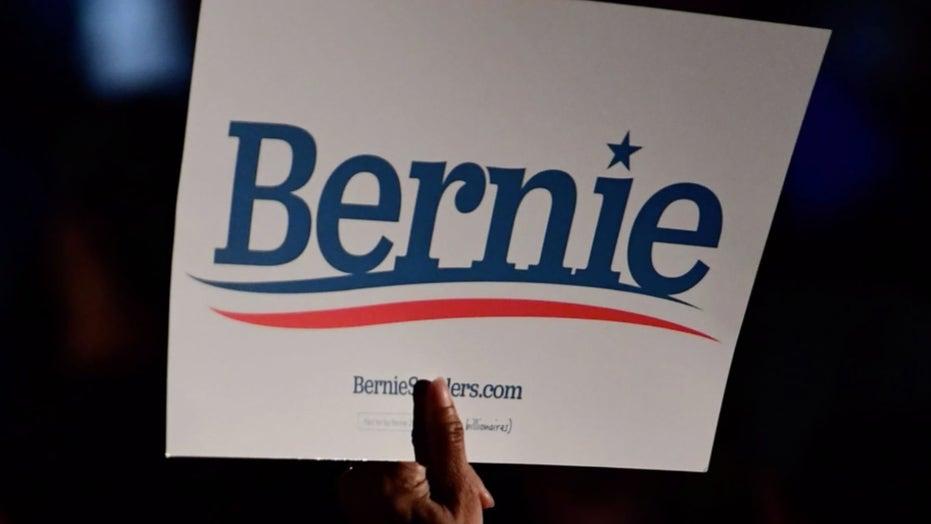 Senator Bernie Sanders takes an early lead in the Nevada caucuses
