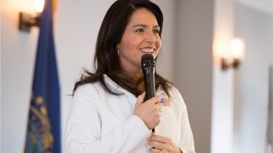 Tulsi Gabbard calls Elizabeth Warren a 'fake indigenous woman of color' in tweet