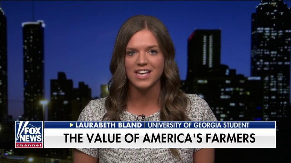 Georgia college student on the value of America's farmers