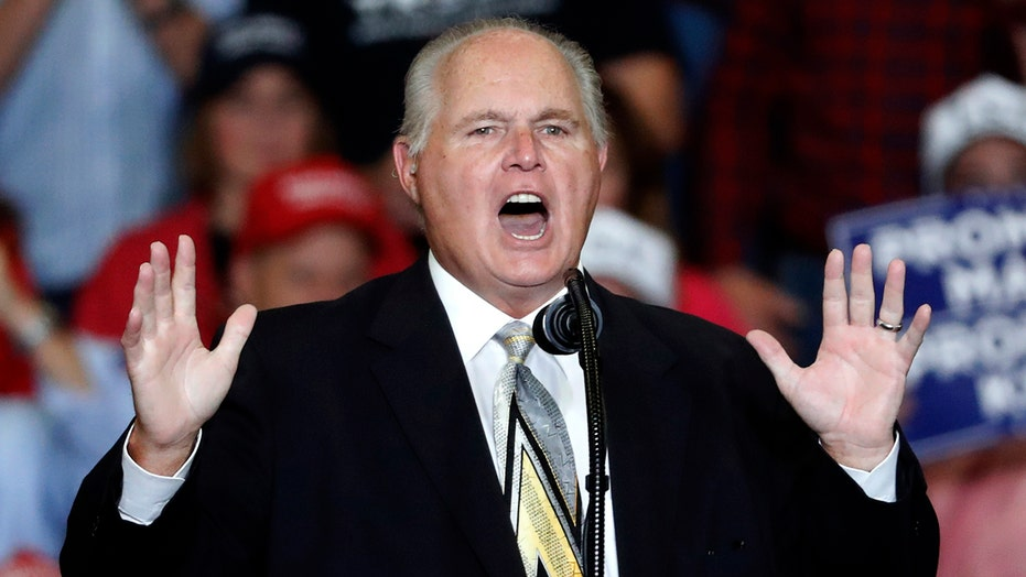 Tucker Carlson: Rush Limbaugh's commentary was different 'because he meant it'