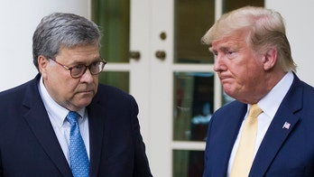 Barr says Trump tweets make it 'impossible' to run DOJ