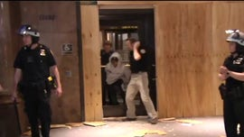Macy's Herald Square looted as curfew fails to stop protesters from damaging store