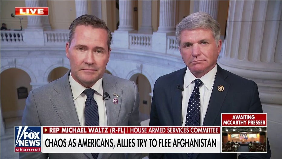Rep. Waltz on 'Faulkner Focus': Looming hostage crisis could make Iran in 1979 'look like a sleepover'