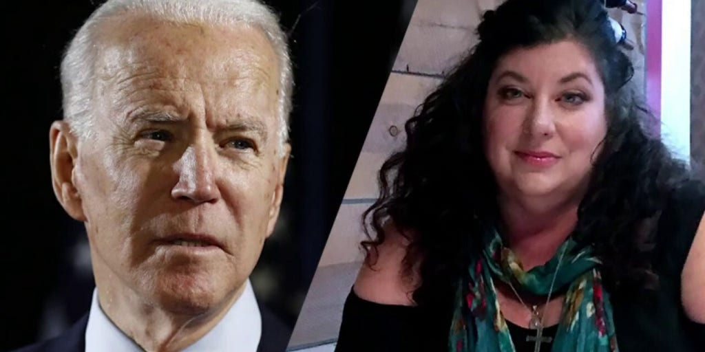 Leslie Marshall: GOP attacks Biden for alleged sexual misconduct, but ignores allegations against Trump | Fox News