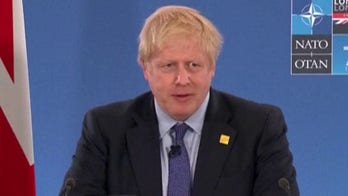Boris Johnson hospitalized after being diagnosed with COVID-19