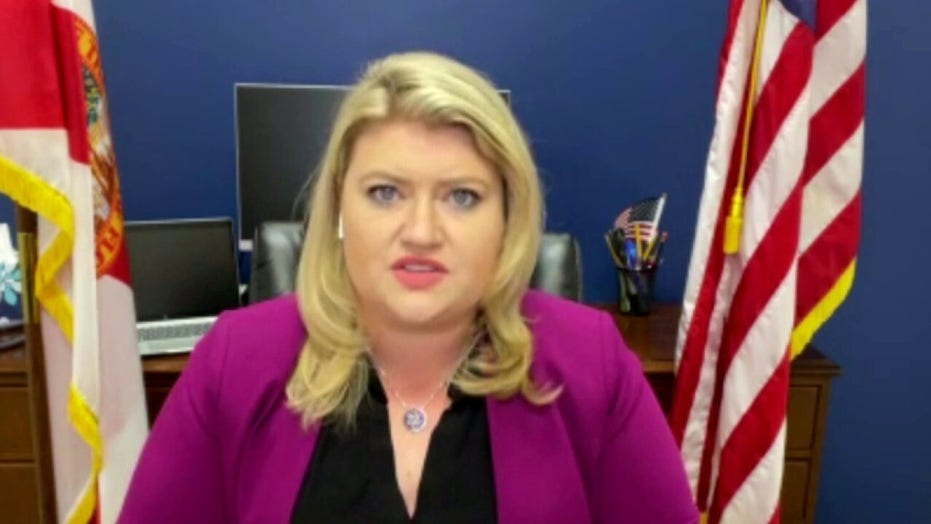 rappresentante. Kat Cammack: Joe Biden has become 'trafficker-in-chief' of southern border 'crisis'