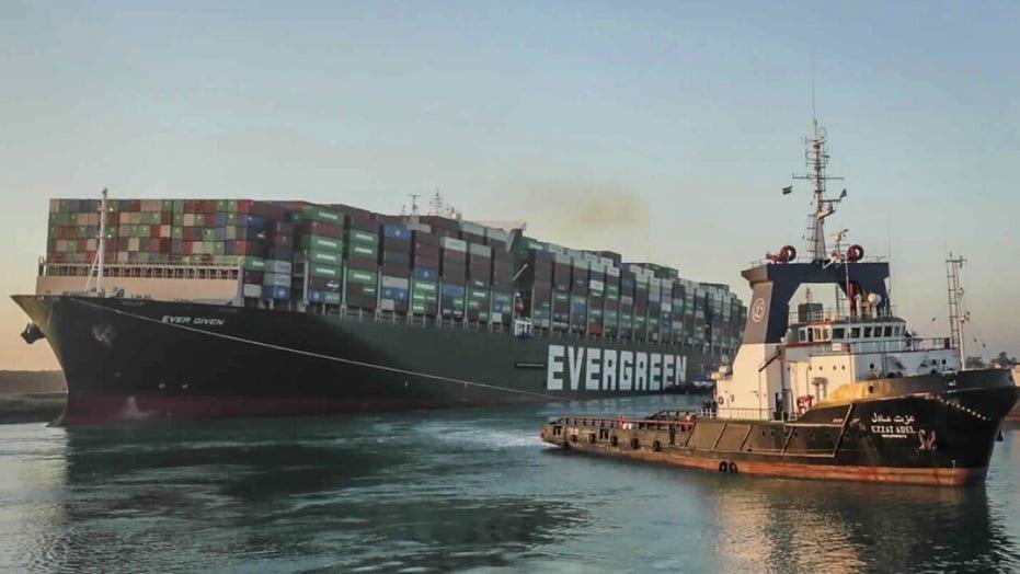 Ship blocking Suez Canal is freed