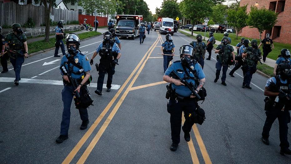 Minnesota launches civil rights probe into Minneapolis police department