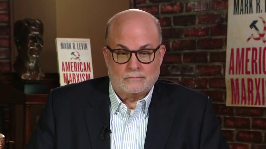 Joe Biden rushing toward Halloween deadline for 'American Marxism': Mark Levin