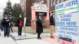 David Bossie: Coronavirus vs. voting laws – Democrats exploit crisis for election power grab