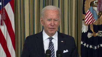 Biden delivers COVID relief pitch from home while Jill hits the road