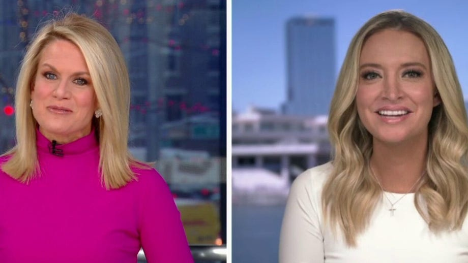 McEnany: 'I warned the reporters' Biden would be a no-show in White House Briefing Room
