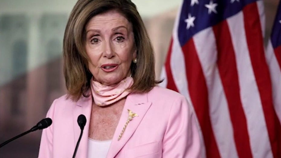 Pelosi: We can impeach Trump for anything he does