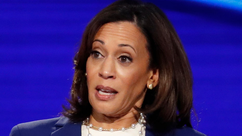 Media calls Harris a 'pragmatic moderate'