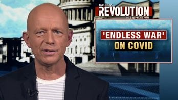 Steve Hilton blasts the 'Orwellian' push for 'vaccine passports'