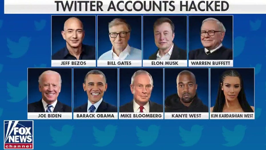 Twitter hacked, prominent accounts targeted in Bitcoin scam