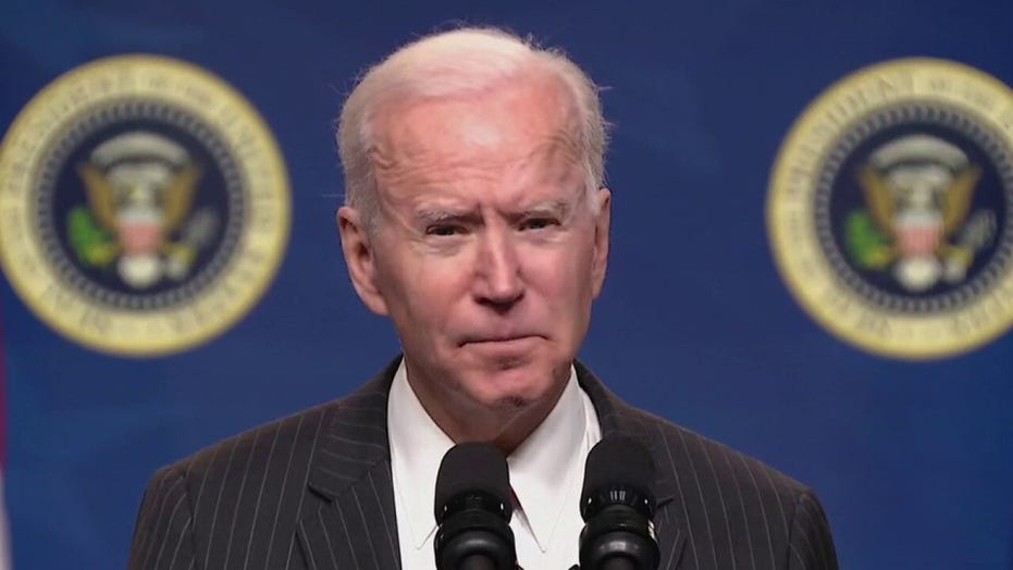 Biden dodges question about punishing China over handling of coronavirus pandemic