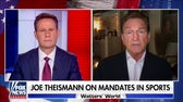 Former Redskins QB Joe Theismann on NFL mask mandates, vaccines: 'I still believe it's an individual choice'