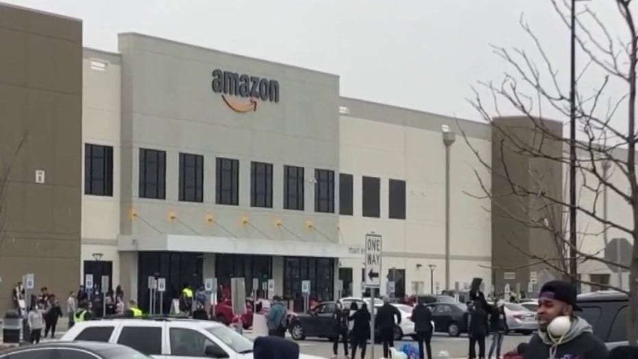 Amazon workers go on strike amid COVID-19 pandemic