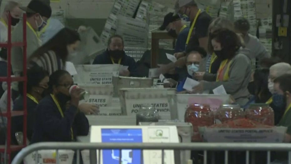 Pennsylvania Postal worker's claims of voter fraud come under question