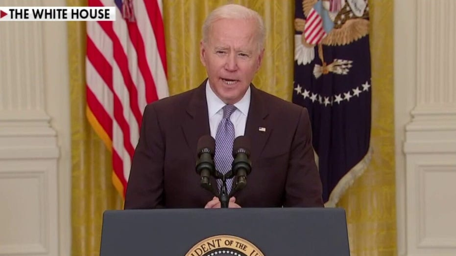 US military intercepted small aircraft in restricted airspace as Biden visited Delaware home
